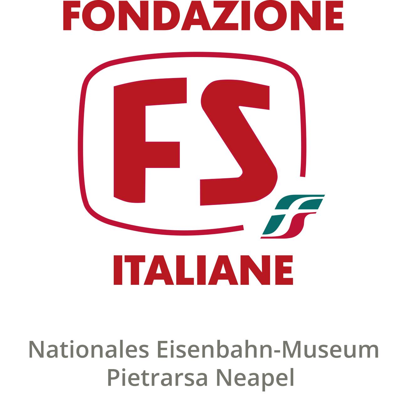 Nationales Eisenbahn-Museum Pietrarsa Neapel