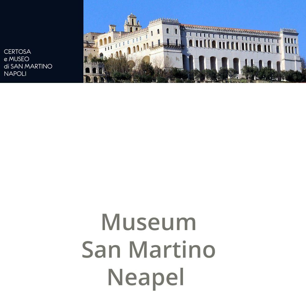 Museum San Martino Neapel